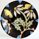 Theresa Edwards Ceramic Plate