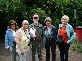 QPARA Bird Walk 2015